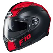 HJC F70 Mago Red